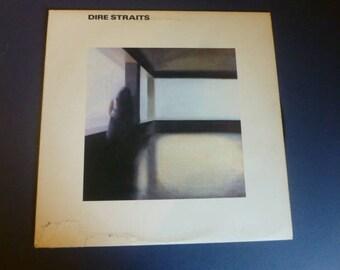 Dire Straits Vinyl Record LP BSK 3266 Warner Bros. Records 1978