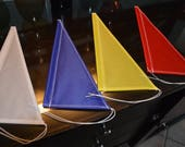 Annes Custom royal Blue Sails