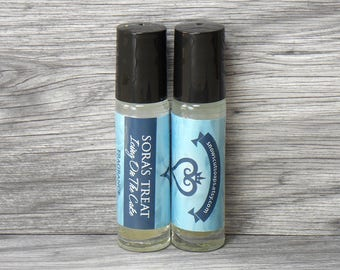 Sora's Treat Perfume - Sea Salt and Vanilla - Roxas - Kingdom Hearts
