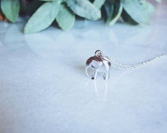 Necklace    Lucky Elephant