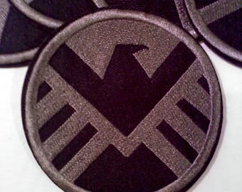 Marvel SHIELD Iron on/Sew on Patch