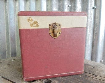 Vintage RCA Victor Box With Handle