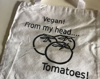 Vegan Veggie Bag