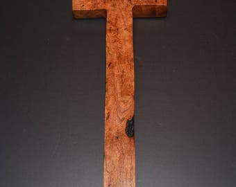 "Wood Wall Cross;5""x16""x1"";Christian ;Baptism, Christening; Confirmation; Sympathy;Wedding ; Graduation; Free Ground Shipping cc45-1061617"