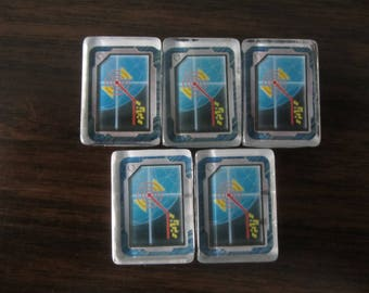 Glass Tags tokens Netrunner
