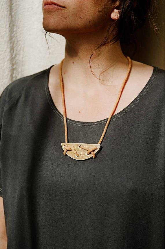 No.2 Ochre Necklace
