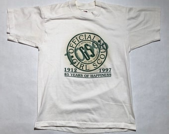 Vintage Girl Scouts T-Shirt