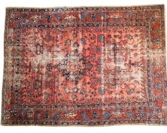 9x12 Antique Fine Lilihan Carpet