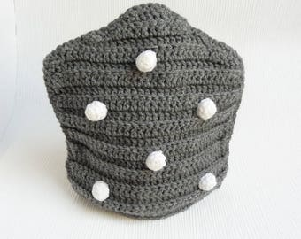 Teapot cozy crochet teapot warmer crochet tea cosy gift for her