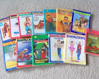 13 Beverly Cleary Children's Books, Chapter Books