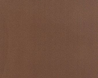 20 % off thru 7/4 moda fabric by 1/2 yard MINIATURE PRIMITIVE GATHERINGS-tiny black vines on butter brown 1157-23
