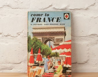 Come to France Ladybird Book
