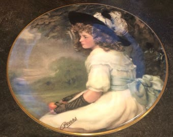 Pears Victorian Paintings Collectors Plate Daughters of Eve