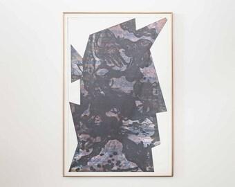 Mod Abstract Print - Bill Richie