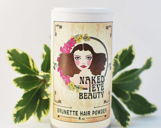 Featured listing image: Brunette Dry Shampoo Hair Powder