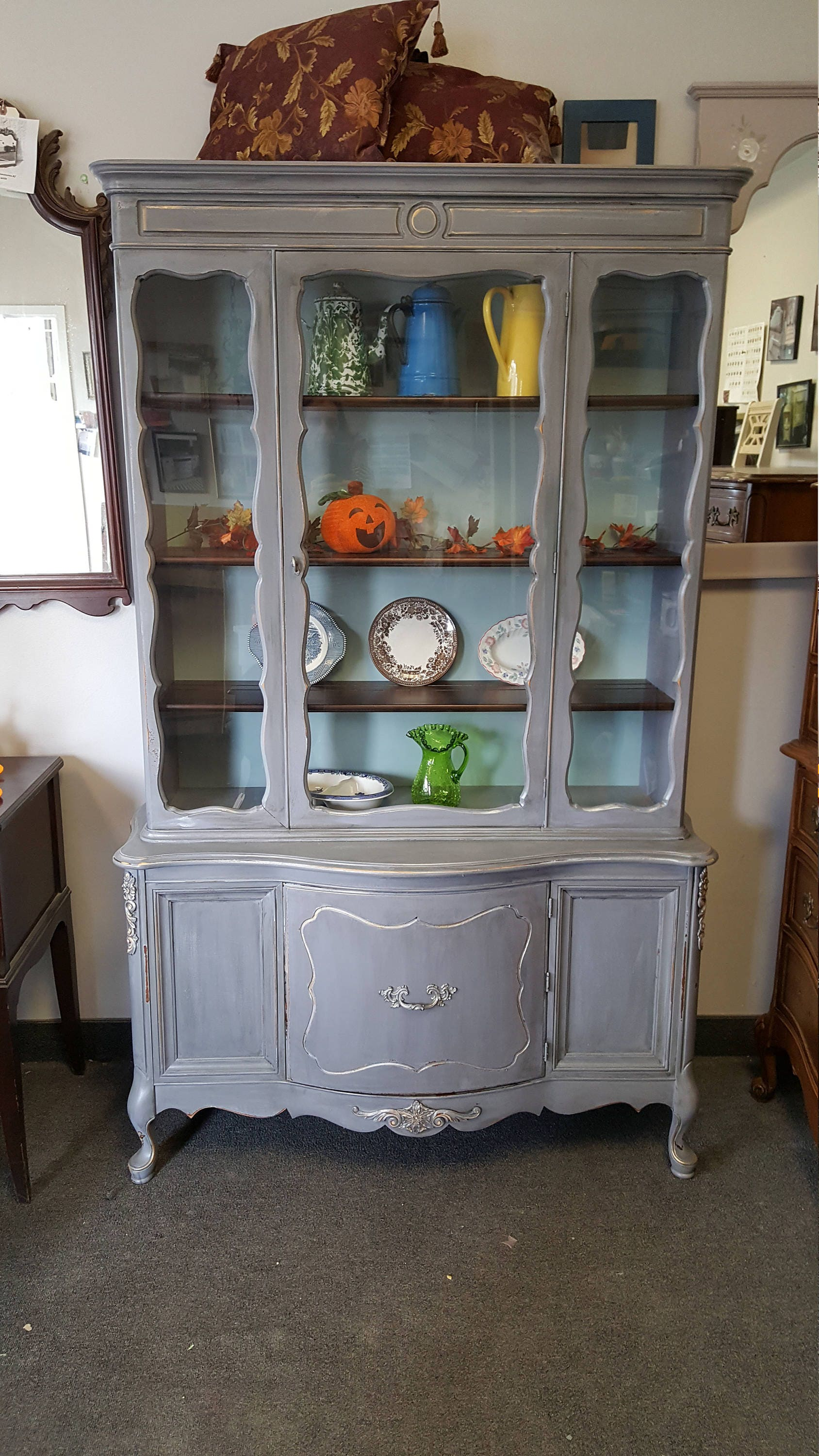 French country china cabinets - Gallery Photo Gallery Photo