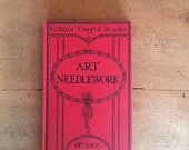Vintage Art Needlework - Collins Useful Books
