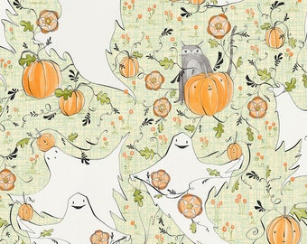 Cori Dantini - Best Day Ever - Ghosts In The Garden - Blend Fabrics (112.116.03.1) - 1 Yard