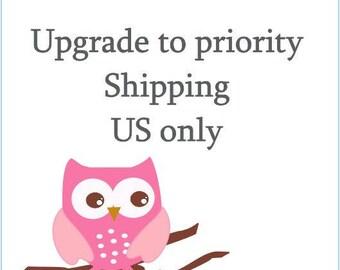upgrade to prirority Express 2-3