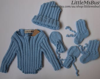 Little Keith Baby Gift Set Size 000 (3 months)