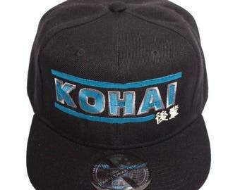 ON SALE: Kohai Snapback (Blue)