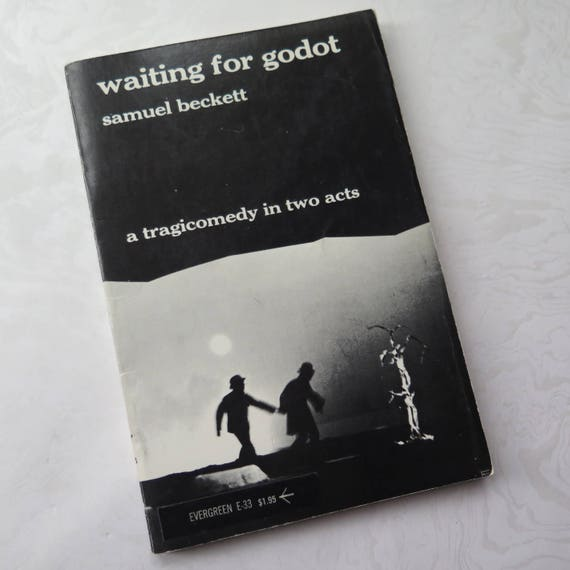 the helplessness of man in beckett s waiting for godot Irony and salvation in waiting for godot the blueprint of beckett's dark humanism instead of contemplating their own helplessness.