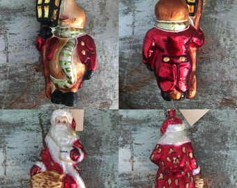 Vintage Christmas Ornaments - Christopher Radko collectibles