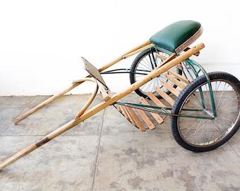 Antique Horse Drawn Wagon, circa Early 20th Century
