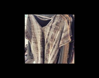 Fur Dress , Chinchilla , Cream Dress, Boho, Mini Dress, style, Women Fashion, Handmade , Boutique , Women Dress