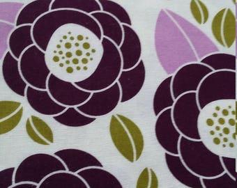 Destash Fabric Half a Yard Joel Dewberry JD45 Bloom For FreeSpirit Westminster Fibers 18 Inches by 44 inches