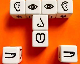 Sensory UX dice (1 die)
