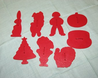 Tupperware Cookie Cutters
