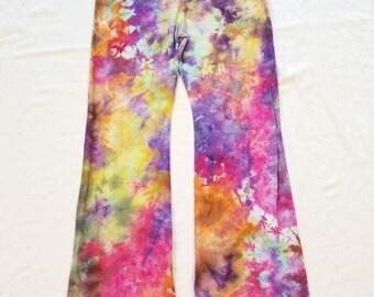 Tie Dye Women's Yoga Pants size 2XL