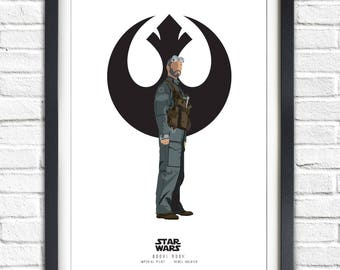 Star Wars - Solo Series - Bodhi Rook - 19x13 Poster