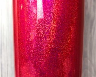 Pink Holographic Glitter Adhesive Vinyl, 651 equivalent, oracal, vinyl, sticky vinyl, glitter adhesive vinyl, vinyl for crafts
