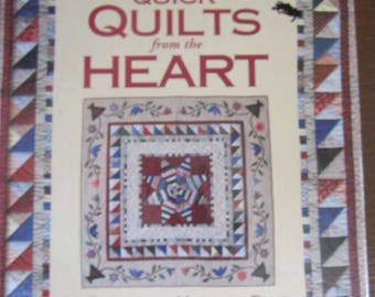 Quick Quilts from the Heart