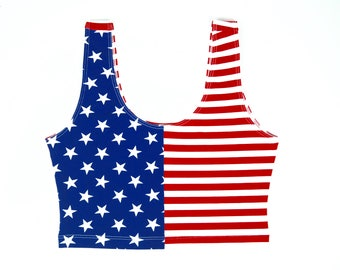 Fourth of July,Crop top, 4th of July, fireworks, Ab Lincoln , Freedom , United States, independence Day, Memorial Day