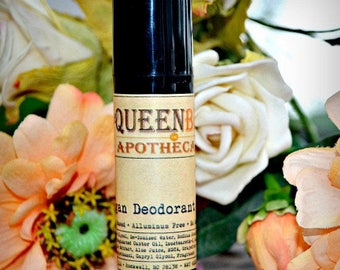 I LOVE PORRIDGE - Natural Vegetable Protein Deodorant Sample - Vegan - No Aluminum