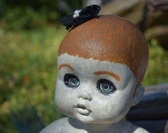 Cadence (OOAK horror doll)
