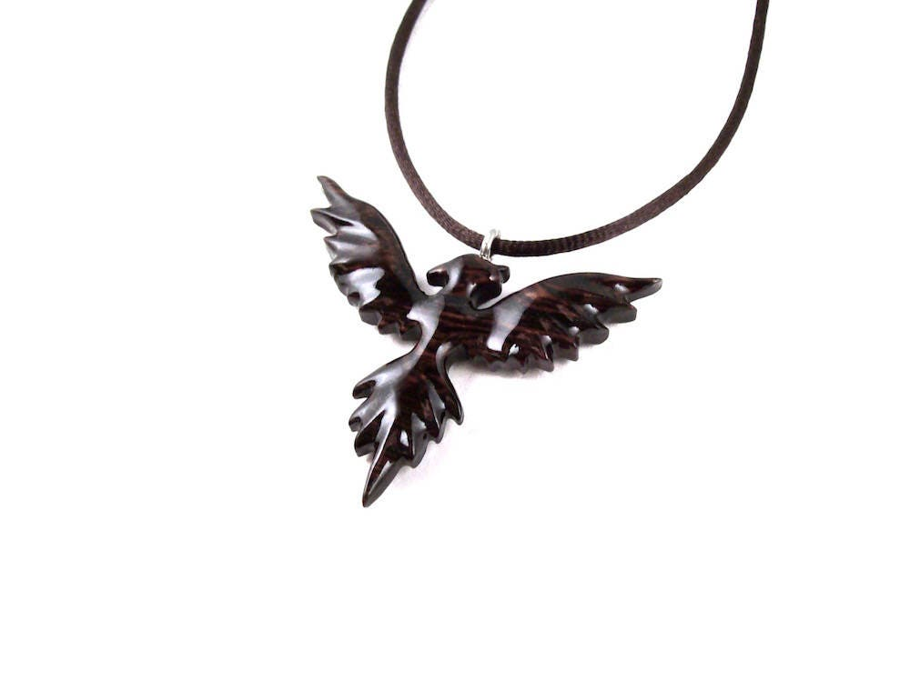 Phoenix pendant phoenix necklace phoenix jewelry wood phoenix phoenix pendant phoenix necklace phoenix jewelry wood phoenix rising necklace pendant firebird aloadofball Gallery