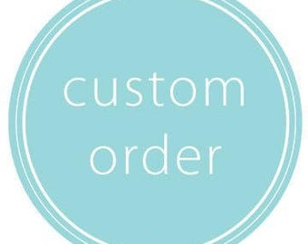 Custom Bib or Diaper-Style Burp Cloth