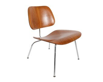 Eames LCM Lounge Chair Molded Wood Herman Miller