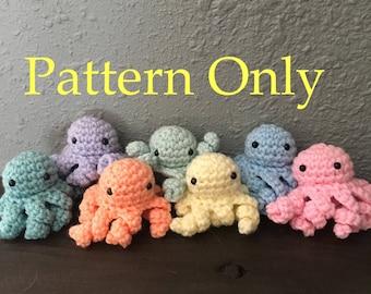 Mini Octopus Crochet Pattern