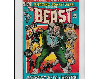 Amazing Adventures #14 - Marvel Comic Book, Comics and Collectibles
