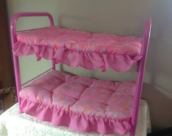 Metal Doll Bed Etsy