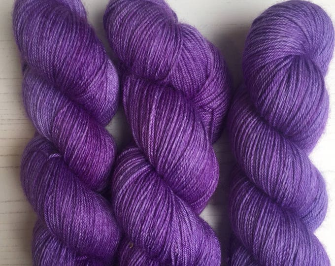 Vlad  - 100grams 100% Super wash merino  4 ply wool