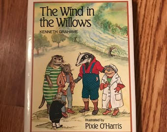 Ratty Marionette Wind In The Willows Character Made To