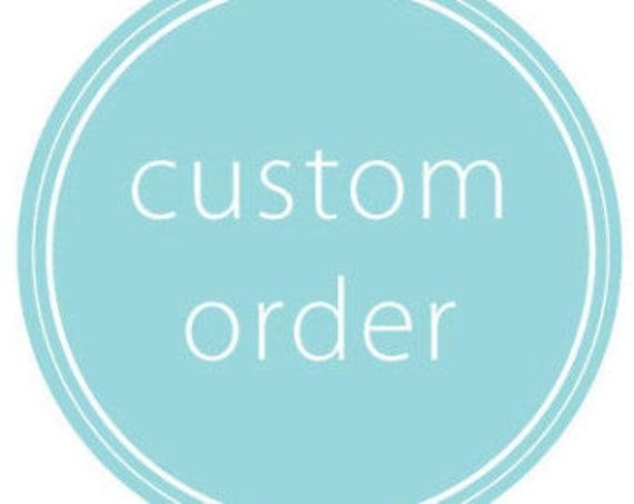 Custom Job for Cyril