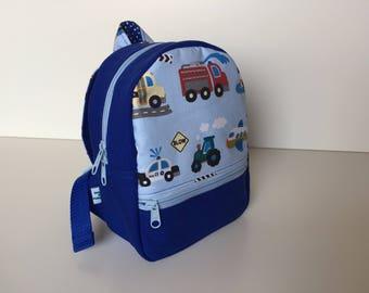 Backpack (S) 'Wheelers'