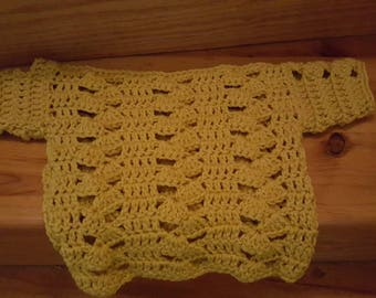 Lacy Boat neck Sweater